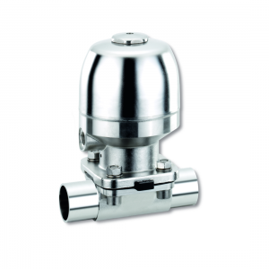 Sanitary - Pneumatically Actuated