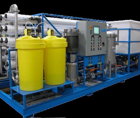 WTMI RO Water Plant